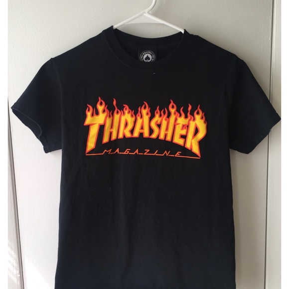 44ea08ef Thrasher Shirts   Magazine Graphic Tshirt Tee   Poshmark